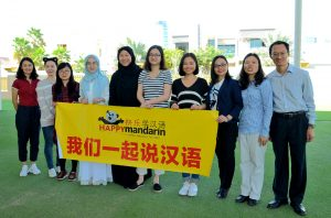 Team of great Mandarin Teachers
